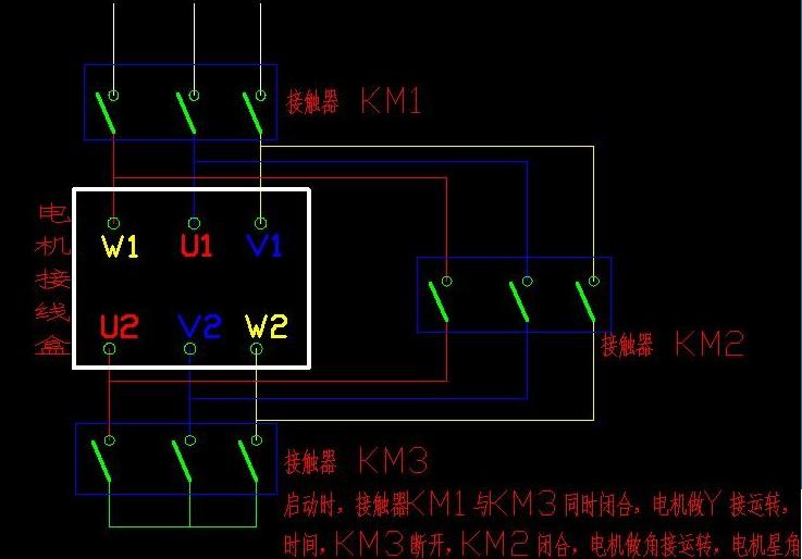 三相 电机接线图 知识库 电子元件技术网