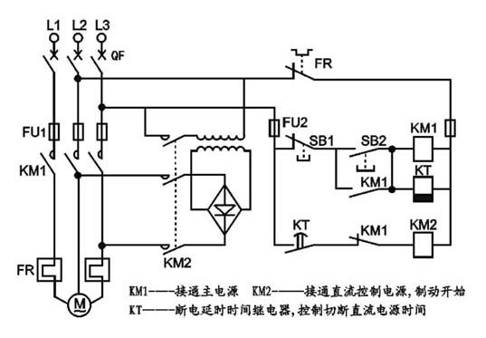 电机控制电路
