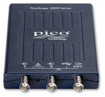 PICO TECHNOLOGY - PICOSCOPE 2208A - 示波器 PC显示 200MHZ 带任意波形发生器