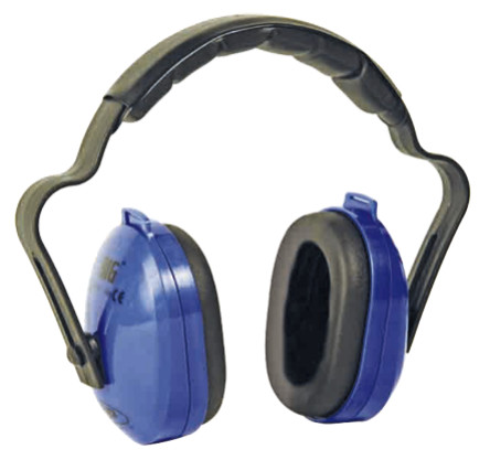 头带式 护耳器, 减低26dB